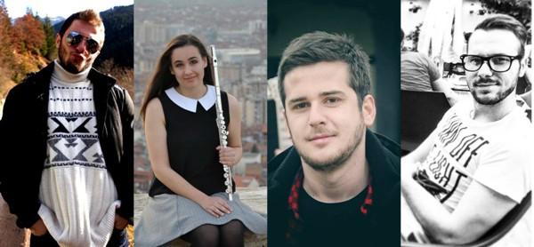 Katër të rinj kosovarë në projektin 'Make music not war' në Gjermani