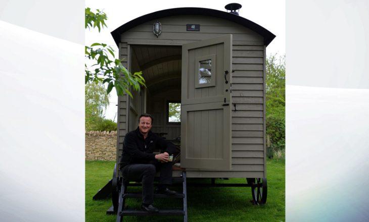 Hangari luksoz i David Cameron   ja për çka do ta përdorë