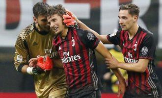 """""""Maldini i ri"""" kërkon largimin nga Milani"""