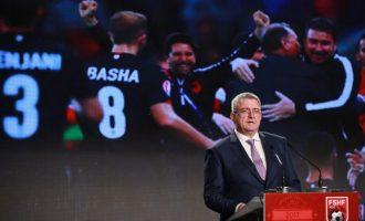 FIFA dënon Federatën e Futbollit të Shqipërisë me 100 mijë franga