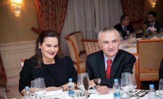 Bashkëshortja e Ilir Metës: Do të preferoja Vasilin ose Daden si president