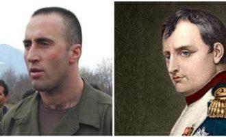 Nënkryetari i AAK-së e krahason Haradinajn me Napoleon Bonaparten