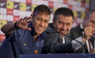 Presidenti i Barcelonës do të dalë para gjykatës për transferimin e Neymarit