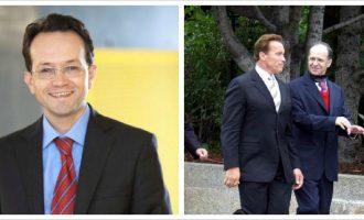 Zëvendësministri i kushton poezi Rugovës dhe Arnold Schwarzeneggerit