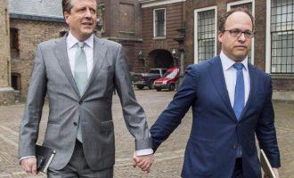 Burrat në Holandë kapen për dore kundër homofobisë