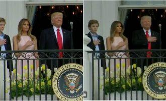 Kur Melanie Trump tregohet më e mençur se Donald Trump
