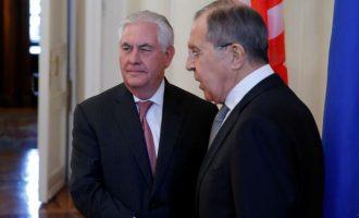 Çka u pajtuan SHBA-ja dhe Rusia sot për Sirinë?