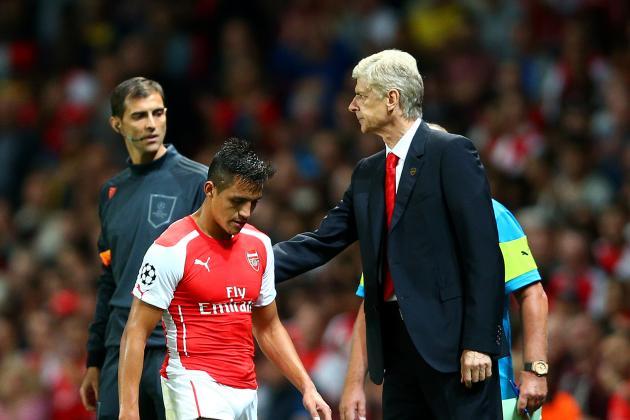 Oferta tjetër e 'çmendur' nga Manchester City për Alexis Sanchez