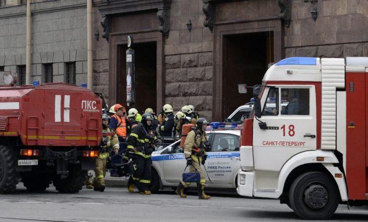 Rritet numri i viktimave nga shpërthimi në Shën Petersburg