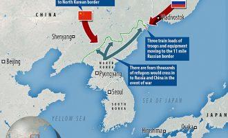 Putin i frikohet veprimeve të Trumpit – dërgon ushtarë shtesë në kufi me Korenë Veriore