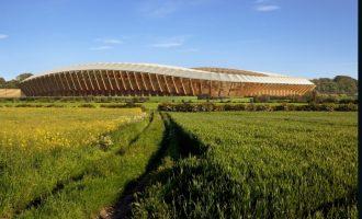 Një stadium nga druri – ky është plani i klubit anglez