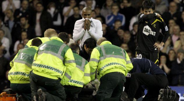 Vdes në fushë trajneri i Tottenhamit
