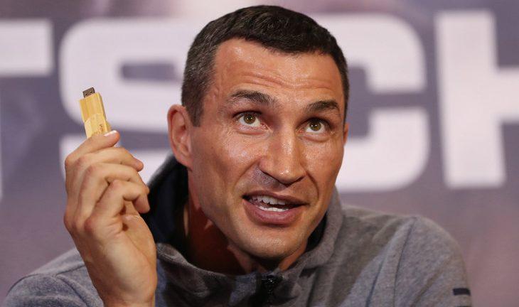 Klitschko hedh në shitje parashikimin e tij për meçin me Anthony Joshua