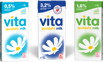 """Kompania """"Vita"""": Produktet tona nuk përmbajnë asnjë gram pluhur qumështi"""