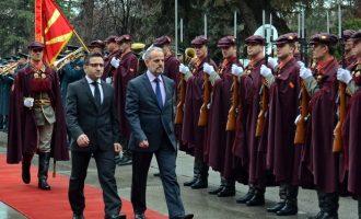 Xhaferi: Institucionet formohen pas 1 Majit