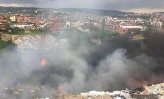 Kallet bërlloku – ndotet ajri në Prishtinë