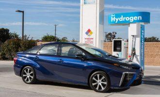 10 modelet e makinave me hidrogjen