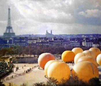 Parisi para 100 vitesh dukej sikurse një qytezë