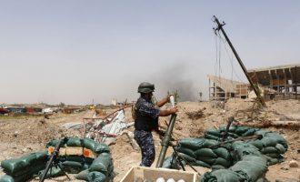 Forcat irakiane në sulmin final për Mosul