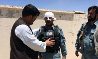 Polici vranë gjashtë kolegë të tij në Afganistan