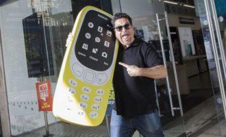 Nokia fillon shitjet e 3310-ës 17 vite pas modelit origjinal