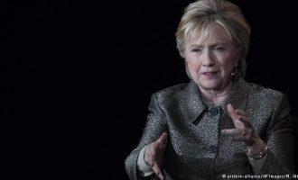 Ku është Hillary Clinton?