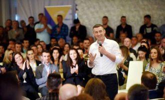 Veseli: Do ta mbrojmë flamurin e Kosovës