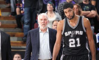 Popovich shpjegon përse Tim Duncan nuk do t'i ndihmonte San Antonios ndaj Golden State