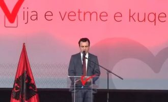 Albin Kurti: Asfalti nuk hahet, duhet të ndërtohen fabrika