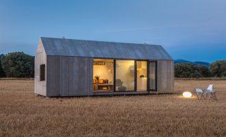 Të vogla por praktike: 5 mikro shtëpi që ju mahnisin [foto]