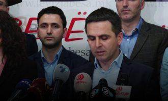 Nuk bie dakord me Zaev, Besa jashtë qeverisë në Maqedoni