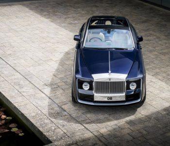Rolls-Royce debuton makinën më të shtrenjtë në botë
