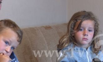Fëmijët e familjes shqiptare në Maqedoni, dy ditë pa bukë në gojë