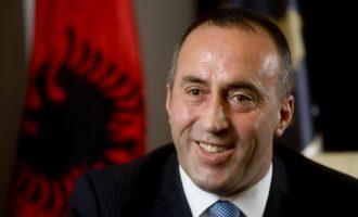 Kryeministri Haradinaj uron kancelaren Merkel për fitoren në zgjedhjet e djeshme