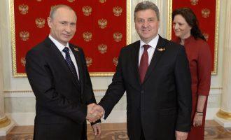 Alfabeti fut në sherr Putinin me Bullgarinë