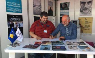 Nënshkruhet marrëveshja e shoqatave të producentëve, Kosovë dhe Maqedoni në Festivalin e Kanës