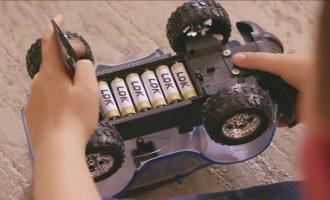 PDK krahason shtetin me veturë lodër që i janë harxhuar bateritë [video]