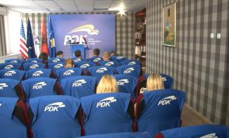 Përfundon mbledhja e PDK-së, Deliu thotë se u diskutua për zgjedhjet lokale