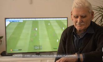 83 vjeçari nga Prishtina ekspert në Play Station