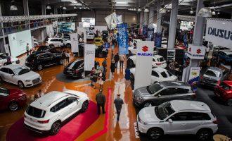 """Numër rekord i vizitorëve në """"Prishtina International AutoShow"""""""
