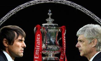 Arsenal-Chelsea, statistikat përpara finales së FA Cup