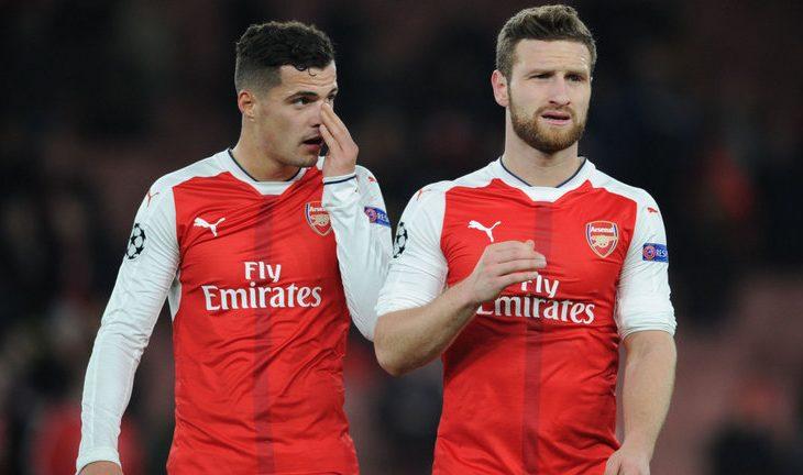 Arsenali i kthen përgjigje Interit për Shkodran Mustafin