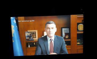 PDK fillon fushatën edhe në televizione