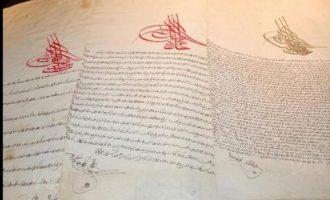 Shqipëria i kërkon Turqisë tapitë dhe tahiret e Perandorisë për katër vilajetet shqiptare