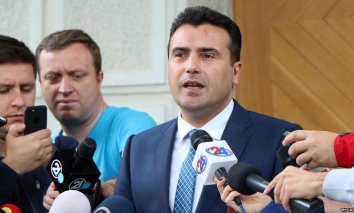 Zaev angazhon dy shqiptarë si bashkëpunëtorë të jashtëm