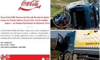 """""""Zona Aktive"""" në Gërmi që bie ndesh me aksionet e aktivistëve të Vetëvendosjes"""