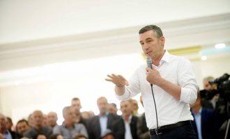 Veseli: Vetëm Serbia duhet të frikësohet nga fitorja e 'koalicionit të lirisë'