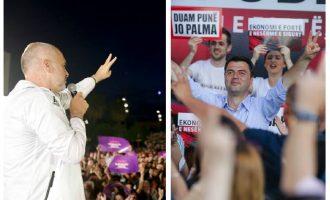 Kosova nuk ekziston në fushatën elektorale në Shqipëri