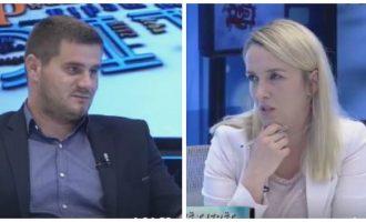Olluri – Xharrës: Veseli ka përfituar tender nga Thaçi e ju po e trajtoni si pejgamber