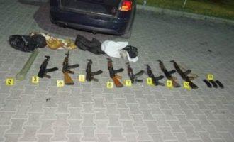 Policia e Kosovës dhe DEA amerikane arrestojnë 10 persona